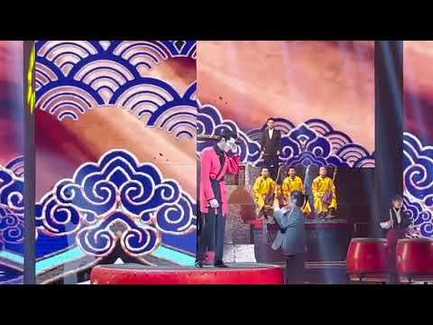 [210212] Kris Wu - Beijing TV Spring Festival Gala 《Behind the scenes》