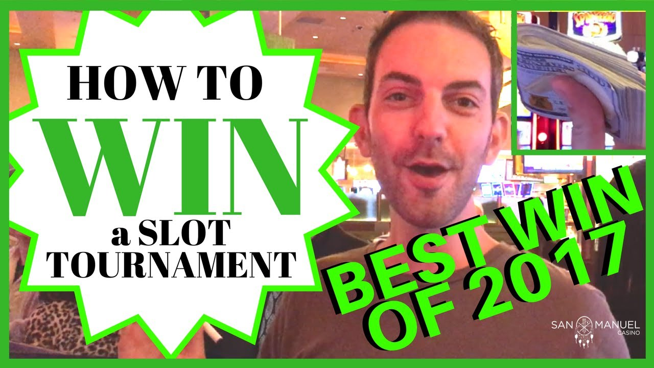 How To Win A Slot Tournament