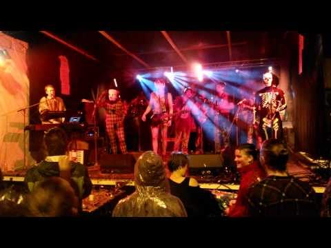 Funk Rock Zirkus Live 26-07-2014 Holzkirchen - Ausschnitt 5