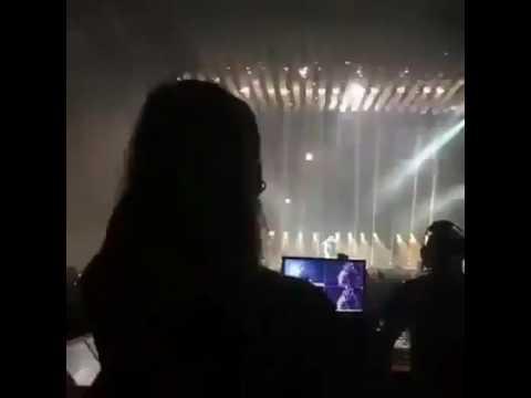 Rihanna at Drake's Concert - 10.03.2017