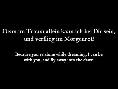 ASP - Duett (Das Minneleid der Incubi) [English Lyrics]