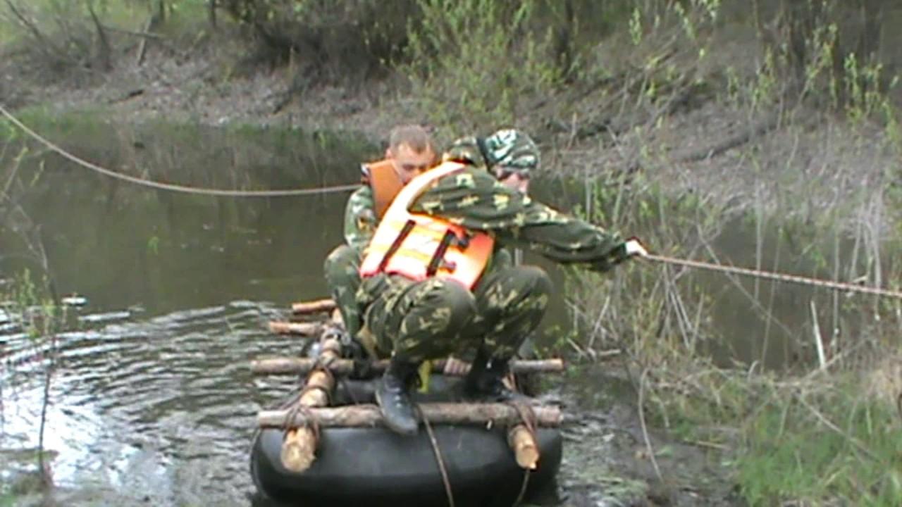 Военно спортивная игра Славянка
