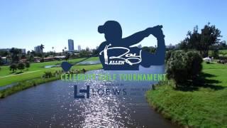 Event Video: Ray Allen Celebrity Golf Tournament - Loews Miami Beach Hotel & Golf Club - 2016 | Hook & Blade