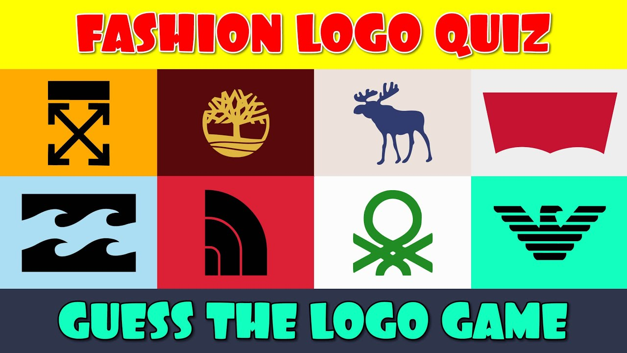 Guess The Logo Quiz Logo Game Part 1 Youtube