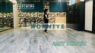 Gambar cover Morniye - Amit Trivedi|Songs of Dance|ATAzaad|Shellee - Bhavini Misra #new #ATAzaad #trending