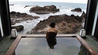 [Select Onsen Japan] (Hospitality of Lampnoyado)/ Best hot spring hotel in Japan