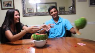 Watermelon Rubber Band EXPLOSION!! | Ft. my brother