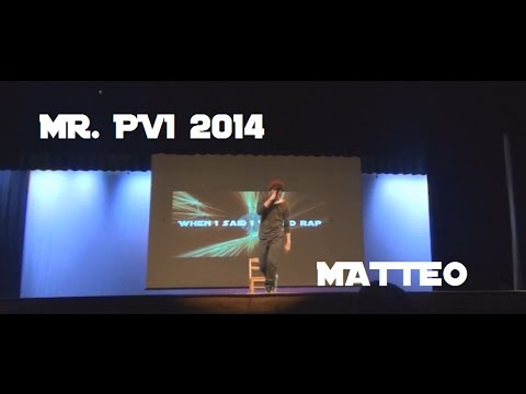 Mr. PVI 2014 - Matteo Iadonisi (1st Place)