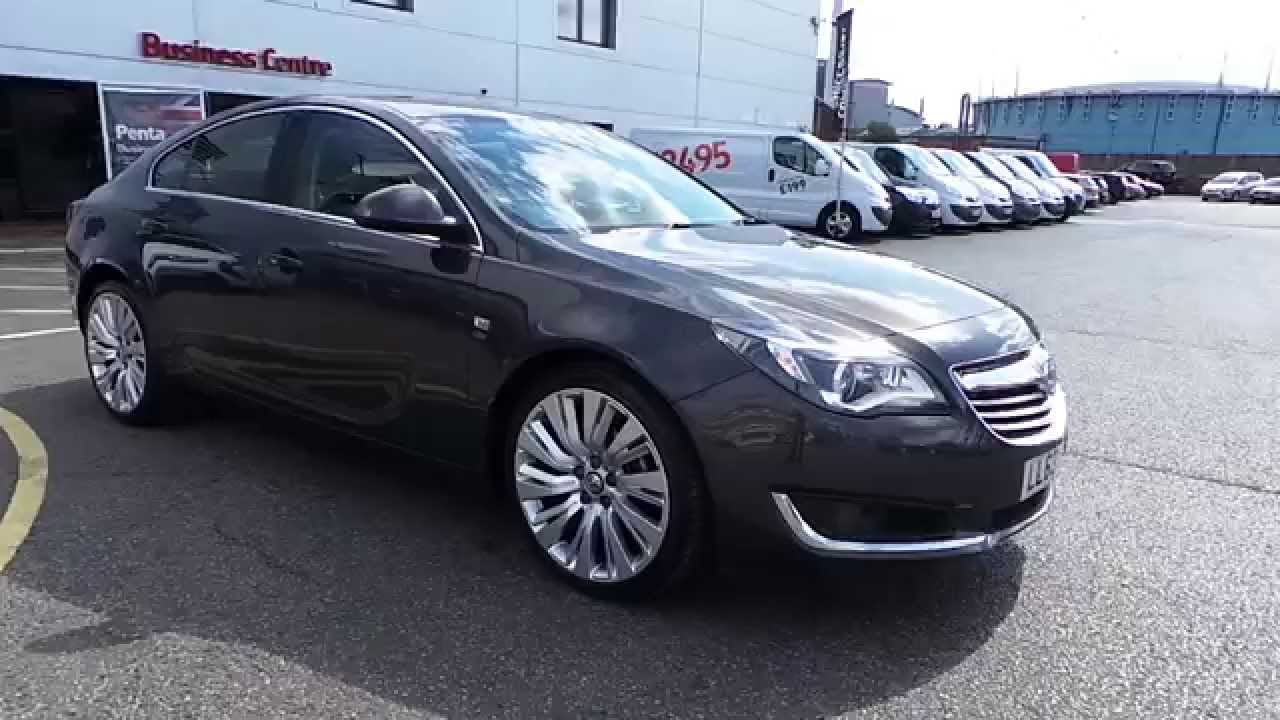 2013 63regplate vauxhall insignia 2 0 cdti 140ps ecoflex elite nav 5dr in grey youtube. Black Bedroom Furniture Sets. Home Design Ideas