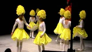 Группа Малинки   Танец маленьких утят(, 2011-12-16T18:59:22.000Z)