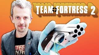 Firearms Expert Reacts To MORE Team Fortress 2 Guns