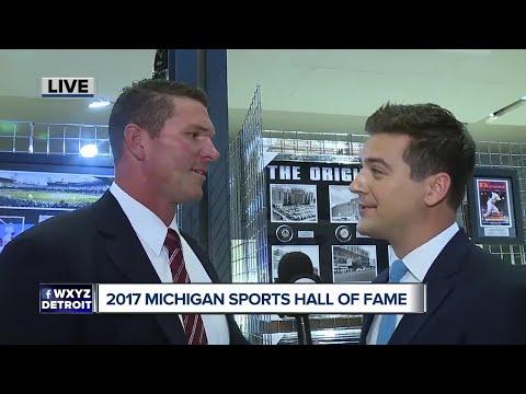 2017 Michigan Sports Hall of Fame