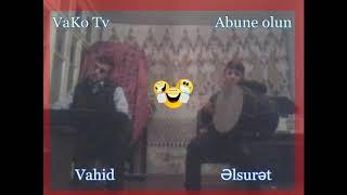 vahid sintezator Əlsurət nagara suleymani (montajli dublaj)
