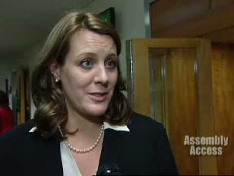 Assemblymember Alyson Huber Joins State Assembly