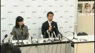 橋下徹が暴露①『周りのカメラ、関西テレビだけ』【上西議員旅行疑惑】 thumbnail
