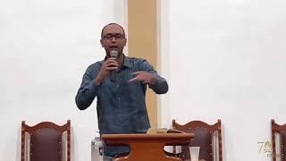 OS 10 MANDAMENTOS   3º MANDAMENTO (Êxodo 20.7)   Rev. Pedro Felippe [1IPJF]