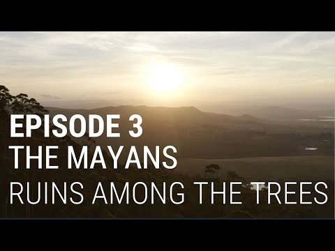 3. The Mayans  Ruins Among the Trees