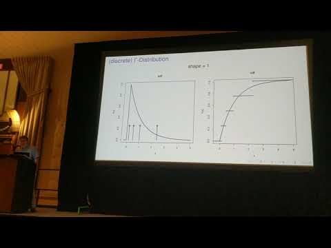 Schliep: Comparing rate across sites models with a cumulative distribution function