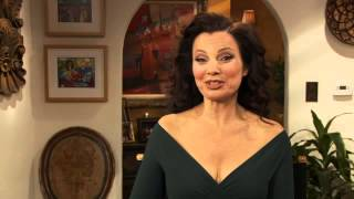 Happily Divorced: Fran Drescher Sings Happy Birthday To YOU!