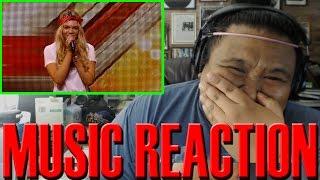 Video [MUSIC REACTION] Louisa Johnson - The X Factor : Audition download MP3, 3GP, MP4, WEBM, AVI, FLV Januari 2018
