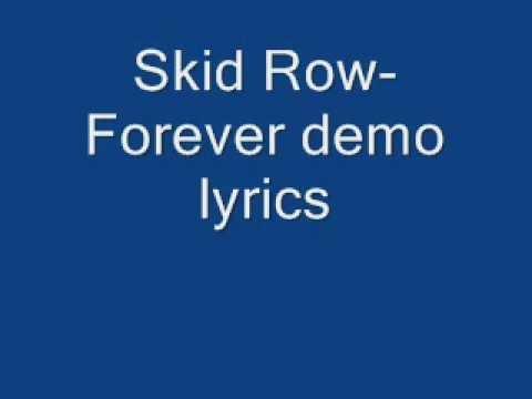 Skidrow lyrics