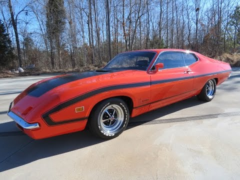 1970 Ford Torino King Cobra Boss 429 Start Up, Exhaust, and In Depth Review