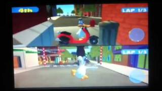 Sitting Ducks Cheat: Block The Racers