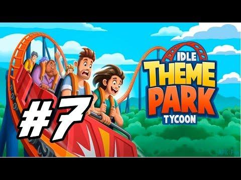 Idle Theme Park Tycoon - 7 -