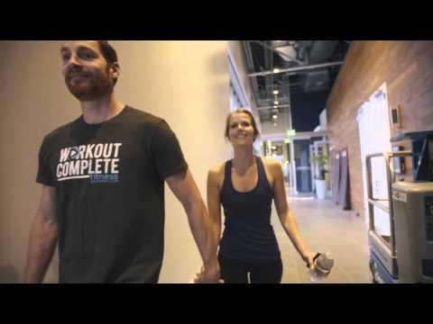 Day in the Life of Kelli & Daniel Fitness Blender in LA Behind the Scenes