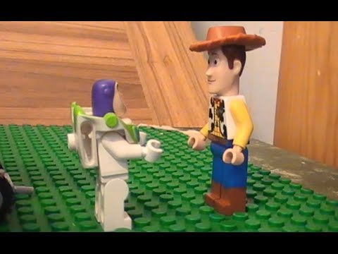LEGO Toy Story Clip