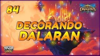 Hearthstone   Pelea de Taberna: Decorando Dalaran