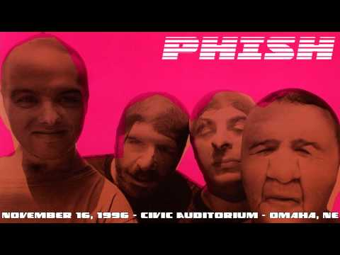 Phish - 11/16/96 Civic Auditorium Omaha, NE Set 2