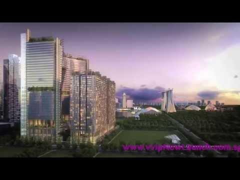 Marina One | Marina Way | SG VVIP Property Rare New Launches Condo | Official