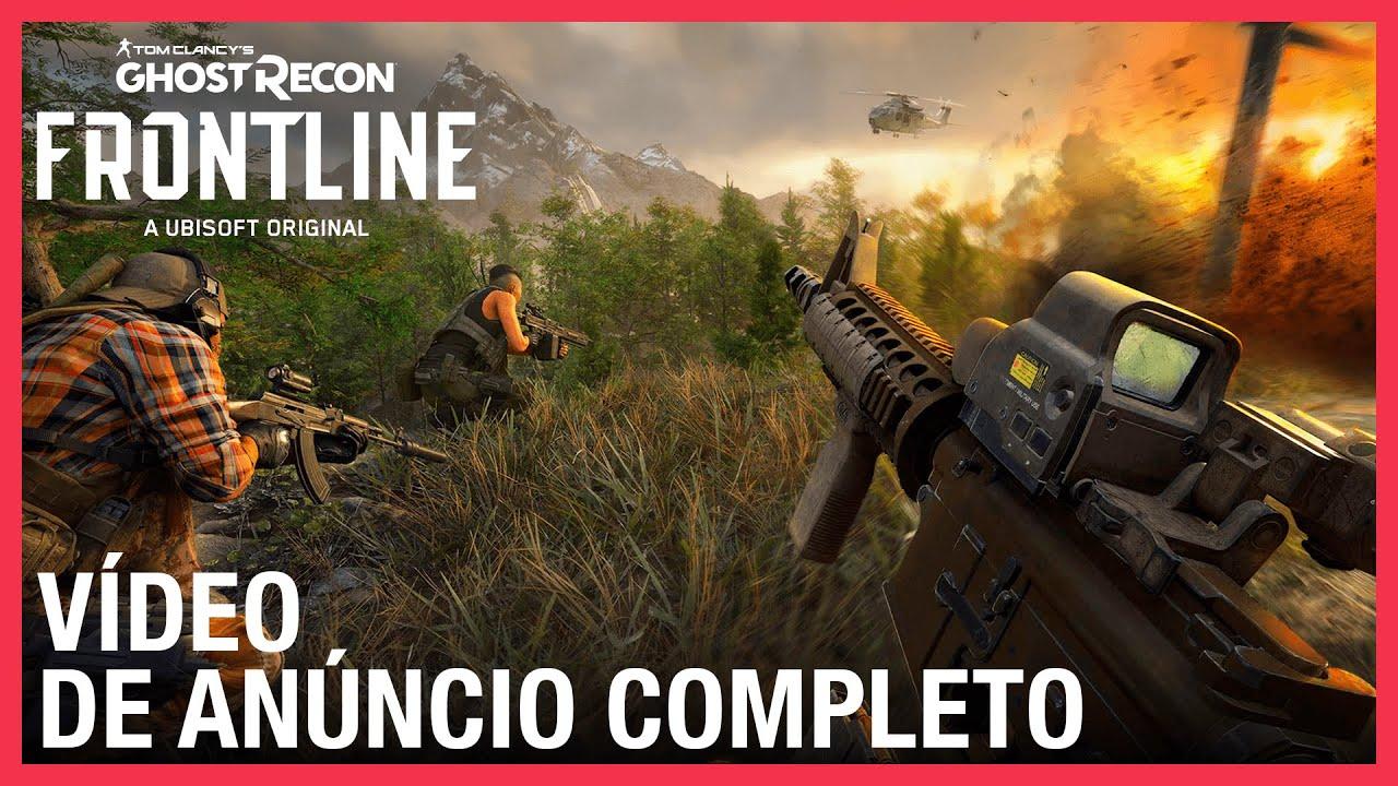 Download Tom Clancy's Ghost Recon Frontline: Vídeo de Anúncio Completo   Ubisoft Brasil