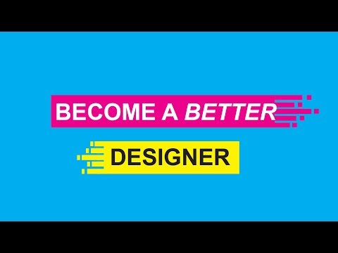 How To Become A MIND-BLOWING Graphic Designer!?