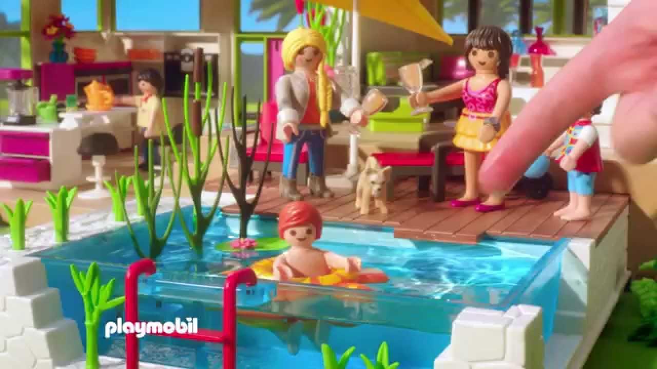 PLAYMOBIL® 5574-Moderne Luxusvilla