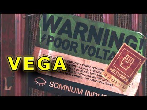 January Update - Vega reveal incoming.