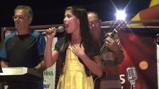 4° Colocada - Ana Clarisse (Gangorra) Música: Deus é Maior (Jamily)