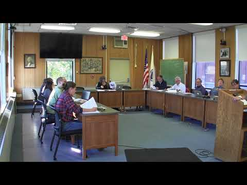 Transportation and Parking Commission 10/17/17