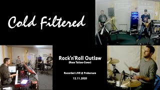 Rock'n'Roll Outlaw (Rose Tattoo-Cover) - Cold Filtered - Live @Proberaum - 12-11-2020