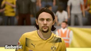 FIFA 18 - All Bundesliga Player FACES  STARHEADS