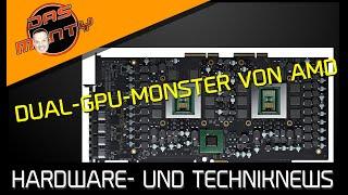 Dual-GPU-Monster von AMD ist da | WOW - AMD RX 7900XT mit 15360 Shadern | News | DasMonty