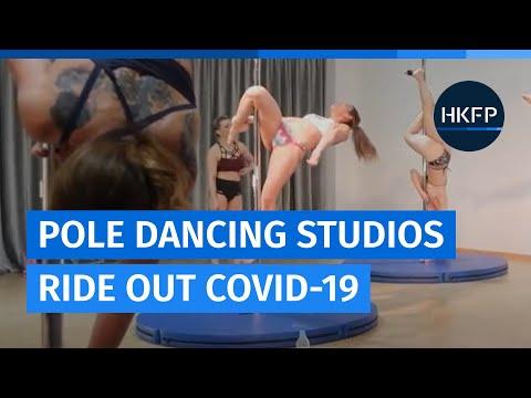 HKFP_Doc: How Hong Kong's pole dancing studios are surviving coronavirus lockdown