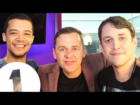 Raleigh Ritchie plays Innuendo Bingo