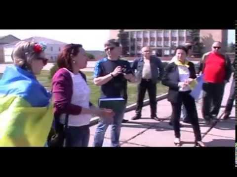 Купянский Автомайдан  2 03 05 2014