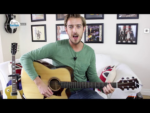 'American Pie' Cover by Andy Guitar [Play along!]