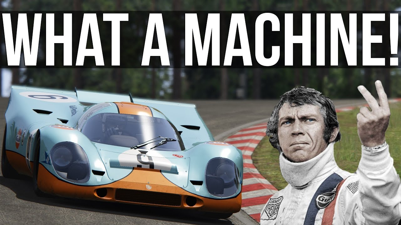 Assetto Corsa: Porsche 917K at Nordschleife with Jimmy