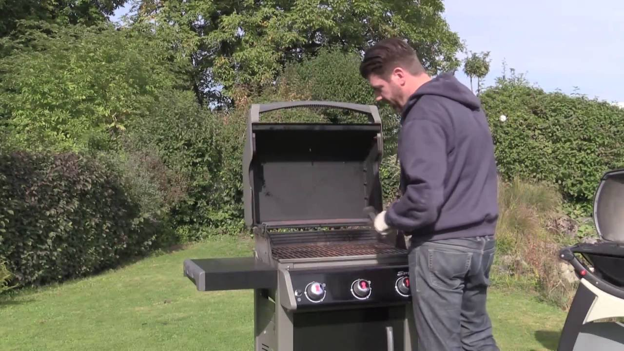 Pulled Pork Gasgrill Deutsch : Einfache und kurze grillreinigung weber gasgrill deutsch youtube