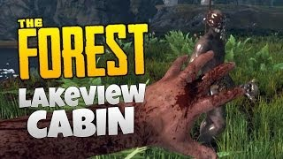 The Forest - Lakeview Cabin #7 - CREATIVE MODE