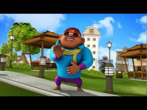 BoBoiBoy: Gopal Menyanyi (HD)